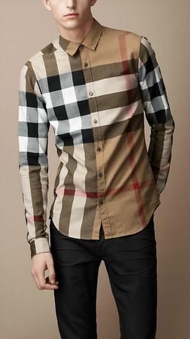 0eff4981145 acheter chemise burberry femme