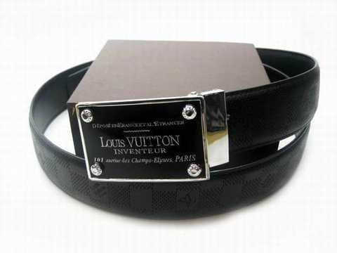 Ceinture louis vuitton pochette taille ceinture lv - Table damier pas cher ...