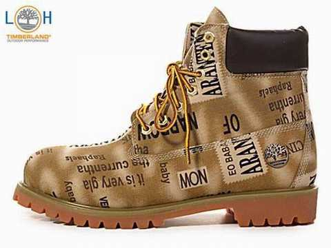 chaussure timberland homme 43